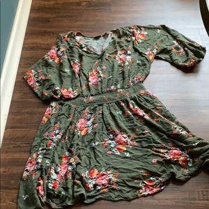 Torrid rayon dress